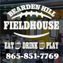 Click to Bearden Hill Field House!