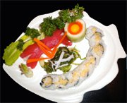 Click to Sushi Spot on Facebook!