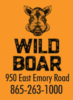Click to Wild Boar on Facebook!